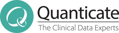 Quanticate Logo (PRNewsfoto/Quanticate)