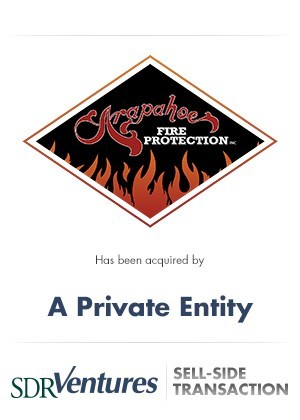 SDR Ventures advises Arapahoe Fire Protection Services on acquisition by a private entity