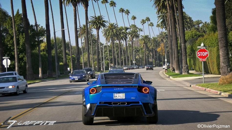 Laffite G-Tec X-Road - Street Mode