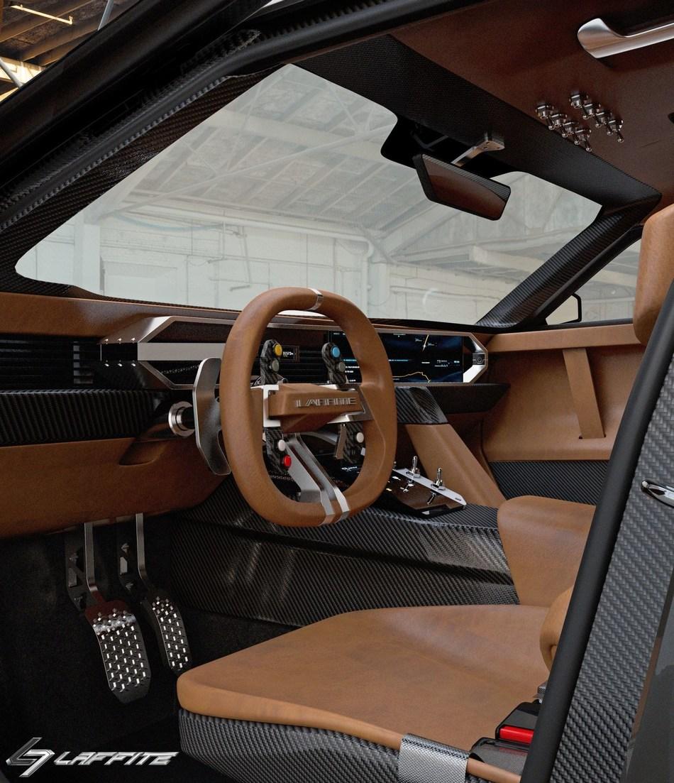 Laffite G-Tec X-Road - Custom Luxurious Interior