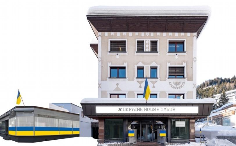Ukraine House Davos to Open January 20 - 24 in Switzerland