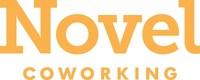 Novel Coworking Logo (PRNewsfoto/Novel Coworking)