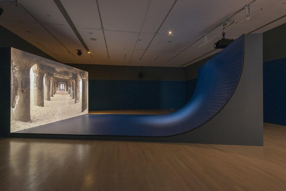 Hito Steyerl, Liquidity Inc., 2014 - Collection Musée d'art contemporain de Montréal (Groupe CNW/Musée d'art contemporain de Montréal)