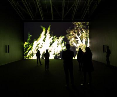 Cyprien Gaillard, Nightlife, 2015 - Collection Musée d'art contemporain de Montréal (Groupe CNW/Musée d'art contemporain de Montréal)