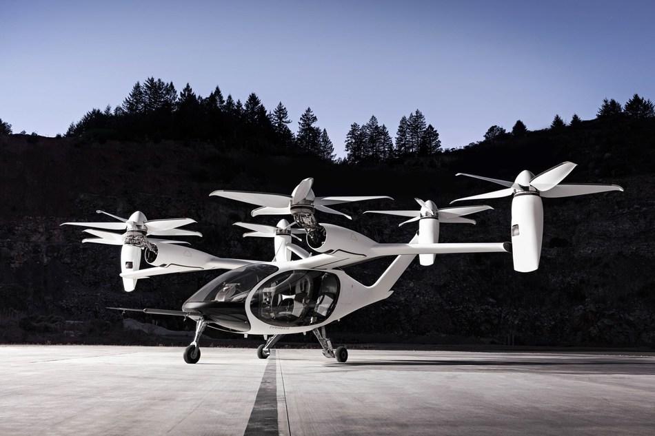 Joby Aviation eVTOL Aircraft