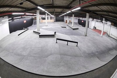 Vans Honors Brooklyn Culture in New Skatepark