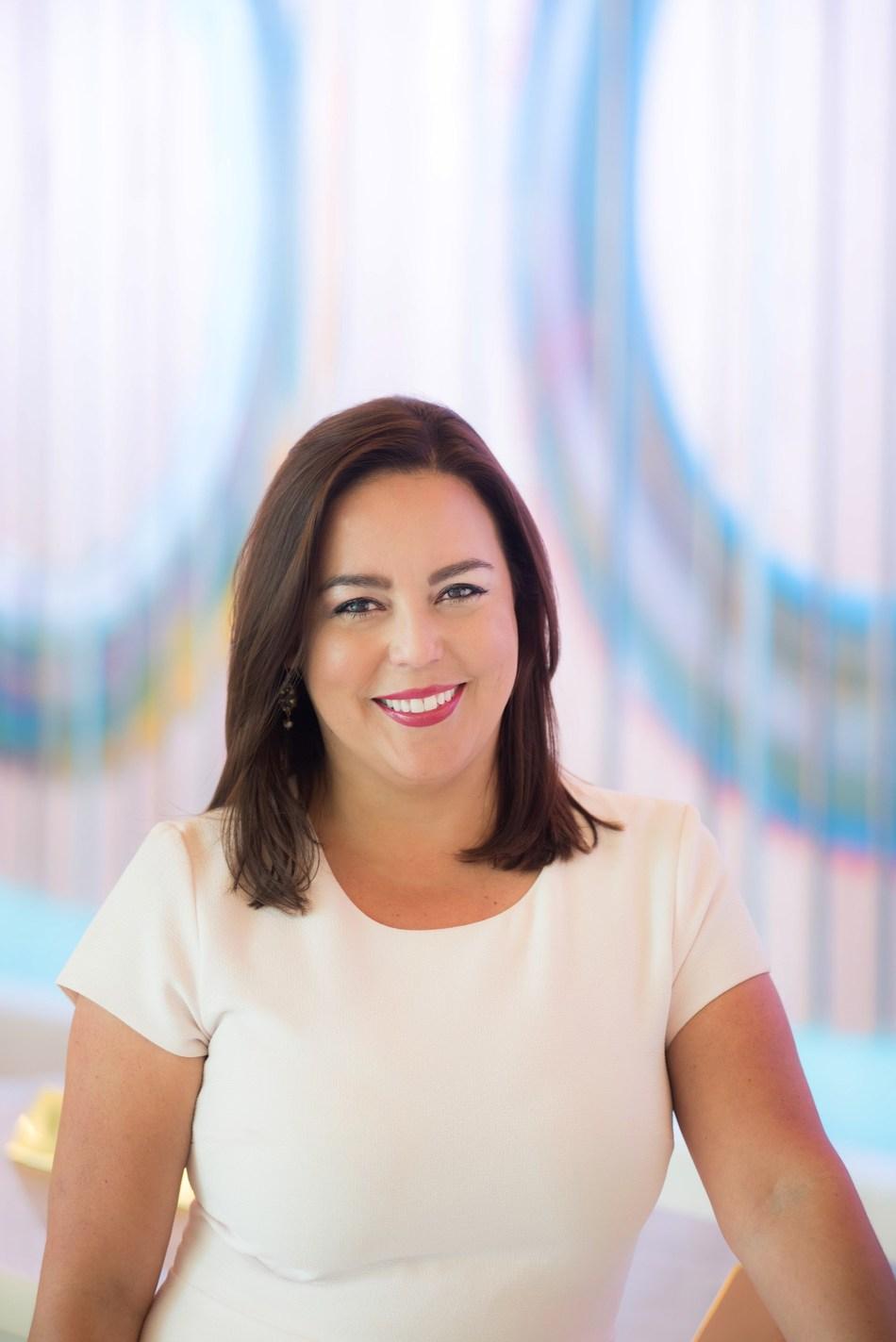 Karin Salinas, Senior Vice President of Marketing, Baha Mar