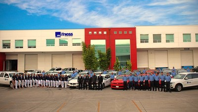 Grupo Mess offers integral metrological solutions and has a dedicated sales team, knowledgeable metallographic, microscopy and hardness testing application specialists and expert installation, training, calibration and service. It serves Mexico manufacturers, research centers and universities with laboratories, service teams and three offices: Queretaro city (Queretaro state), Monterrey city (Nuevo Leon state), and San Luis Potosi city (San Luis Potosi state).
