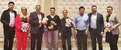 JD.com announces new commitments with partners at CES