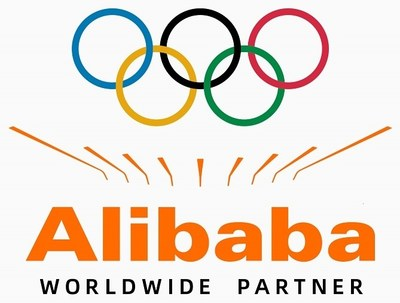 Alibaba Group today unveiled a new Olympic Partnership logo to mark the third anniversary of its strategic partnership with IOC.