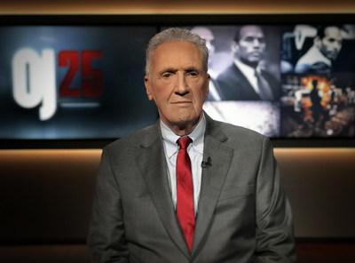 Roger Cossack, Host, OJ25