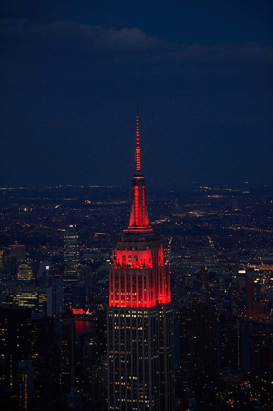 Empire State Building And iHeartMedia New York Launch The Ultimate Valentine's Day Date Contest At The World's Most Romantic Building