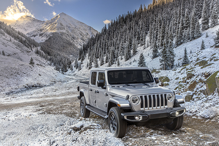 2020 Jeep® Gladiator North Edition