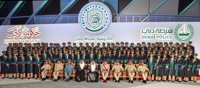 H.H. Sheikh Hamdan Honours the 27th Batch of Dubai Police Academy Cadets During Graduation Ceremony