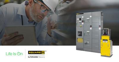 Schneider Electric présente une avancée décisive dans la sécurité électrique au travail avec ArcBlok (Groupe CNW/Schneider Electric Canada Inc.)
