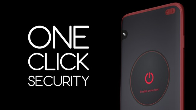 One click digital security for everyone