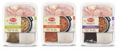 Tyson® Brand and Instant Brands Inc. – creator the Instant Pot® – have teamed up to create new Tyson® Instant Pot® Kits.