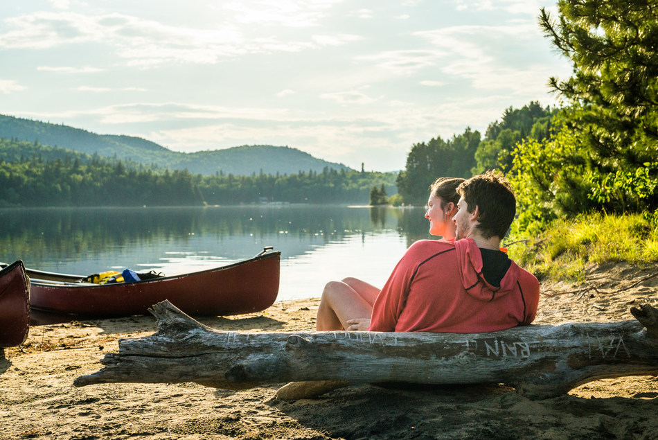 La Mauricie National Park celebrates half a century of conservation, experiences and memories.  ©Parks Canada (CNW Group/Parks Canada)