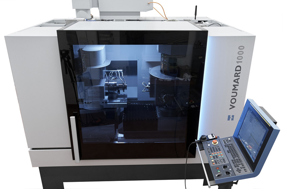 Hardinge Introduces **VOUMARD® 1000