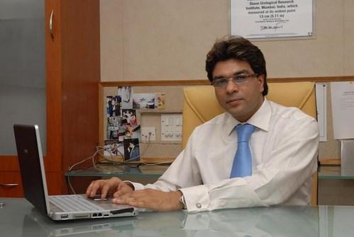 Hanish Bansal | Executive Director of RG Stone Hospitals