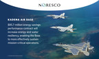 NORESCO Energy Savings Performance Contract to Implement 10 Megawatt Microgrid at Kadena Air Base to Boost Mission-Critical Energy Resiliency