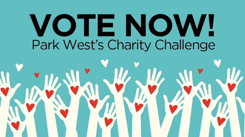 Cast your vote in Park West Gallery's $500,000 Charity Challenge! https://www.parkwestgallery.com/charity-challenge/