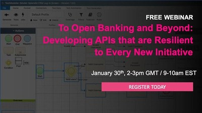 Join API Fortress and Curiosity Software in a webinar about taking a model-based approach to API testing, monitoring, and security to significantly improve quality at banks and other companies participating in open banking, PSD2, and other initiatives.