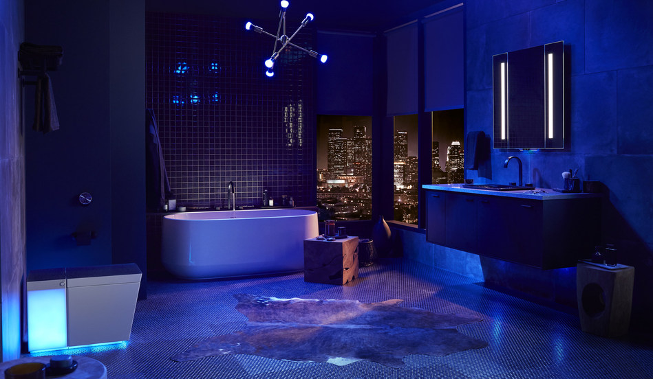 KOHLER Konnect bathroom suite