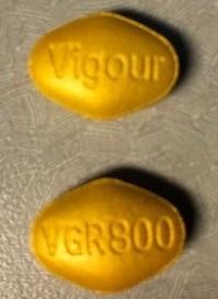 Vigour 800 (CNW Group/Health Canada)