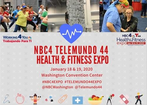 2020 NBC4 Health & Fitness EXPO - January 18-19