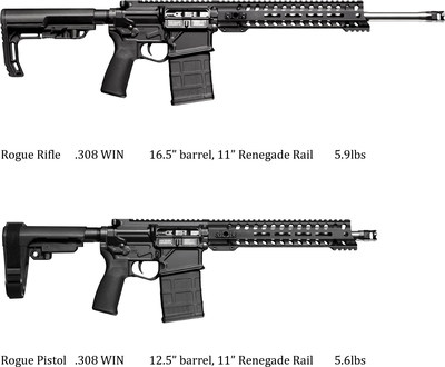 Patriot Ordnance Factory releases the lightest .308 AR in the world