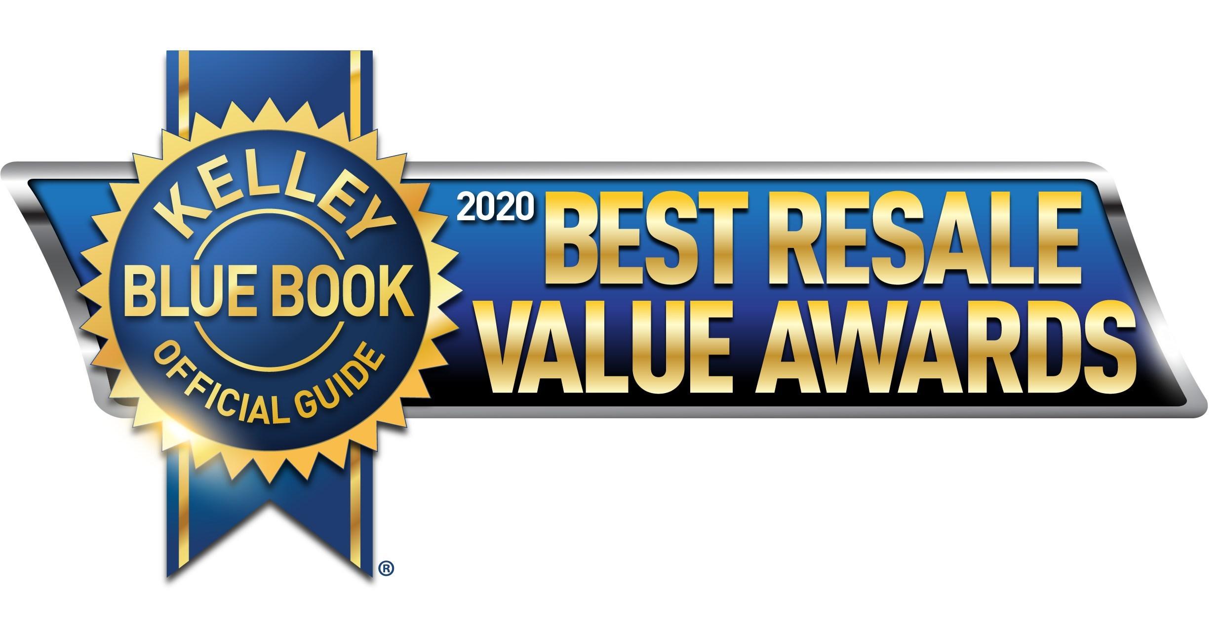 Kelley Blue Book Names 2020 Best Resale Value Award Winners Jan 21 2020