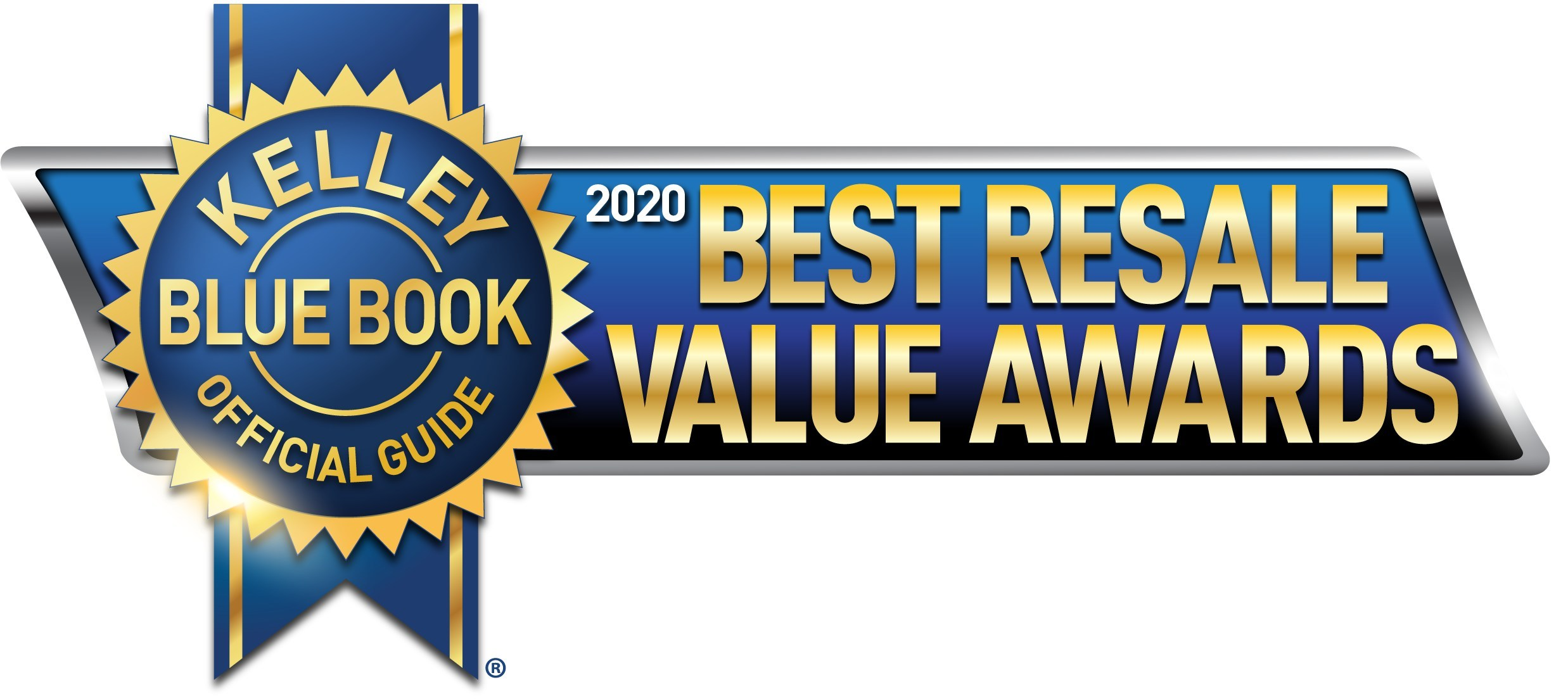Kelley Blue Book Names 2020 Best Resale Value Award Winners
