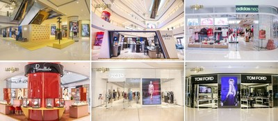 Chengdu IFS is home to more than 250 global, national or regional first stores