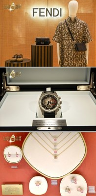 Six major brands to global premier their collections or launch limited editions in Chengdu IFS