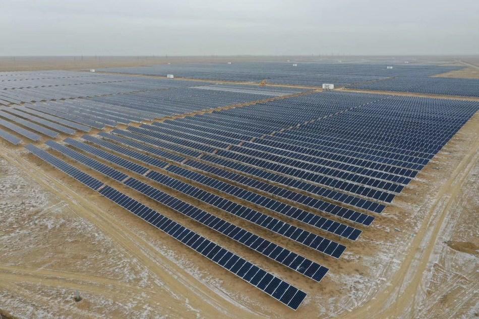 50MW power station project in Chulakkurgan, Kazakhstan