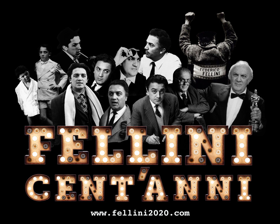 A yearlong celebration of the life and masterworks of Federico Fellini