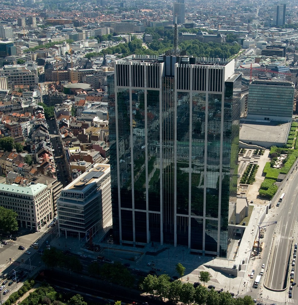 BREEVAST AND ZBG COMPLETE SALE OF BRUSSELS FINANCE TOWER TO MERITZ FOR MORE THAN EUR 1.2 BILLION