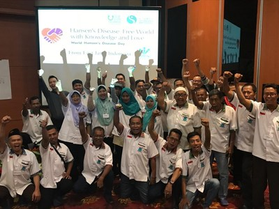 PerMaTa Indonesia, one of 17 organizations participating in the Joint Action