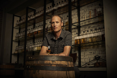Master Blender Dr. Don Livermore was honoured as Blender of the Year for the second consecutive year (CNW Group/Corby Spirit and Wine Communications)