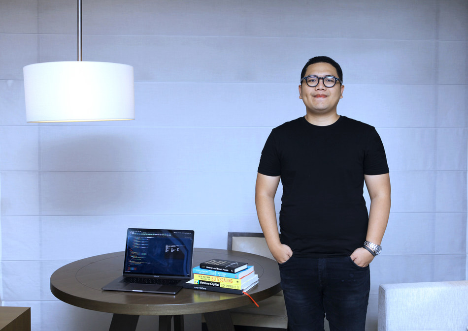 Founder and CEO of Sagara Technology, Adi Arriansyah.