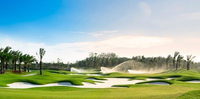 The picturesque scenery of Forest City Classic Golf Course. (PRNewsfoto/Forest City)