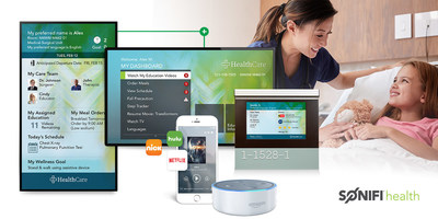 SONIFI Health's Partnerships with Leading Healthcare Providers Pave the Way for ?Smart' Hospital Rooms
