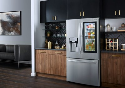 LG Electronics USA continues to redefine the art of home entertaining by expanding the industry-first LG Craft Ice™ feature to 15 additional smart refrigerator models in different sizes, configurations and premium finishes rolling out in spring 2020.