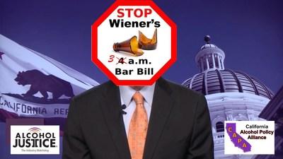 STOP Wiener's 3 A.M. Bar Bill!