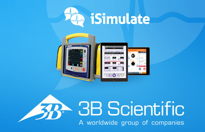 3B Scientific收购iSimulate
