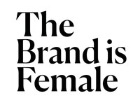 Logo: The Brand is Female (CNW Group/The Brand is Female)