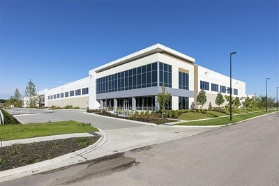T5 Data Centers has purchased this 164,000-square-foot data center shell in the Elk Grove Technology Park.
