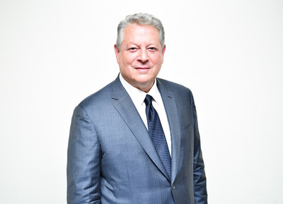 Al Gore - Politician and environmentalist, 45th Vice President of the United States (CNW Group/Fondation Jasmin Roy Sophie Desmarais)