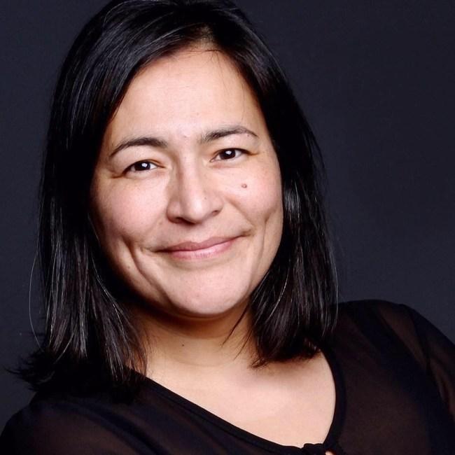 Michèle Audet - Politicienne canadienne et militante autochtone (Groupe CNW/Fondation Jasmin Roy Sophie Desmarais)